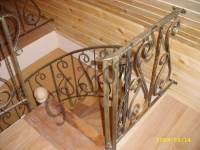 Перила и лестницы